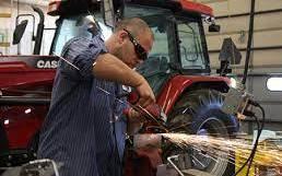 Mezőgazdasági gépjavító