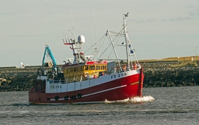 Elektromos halászgép kezelője